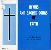 Hymns and sacred songs of faith