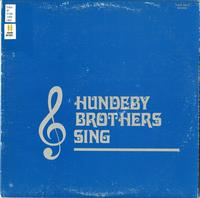 Hundeby Brothers sing