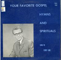 Gospel hymns & spirituals sung by Terry Law