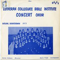 The Lutheran Collegiate Bible Institute Concert Choir