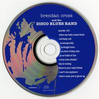 Brendan Cross and the Disco Blues Band