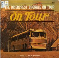The Briercrest Chorale on tour