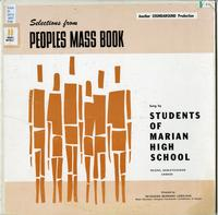 Selections from Peoples Mass Book