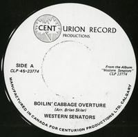 Boilin' cabbage overture