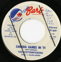 Canada Games in '71