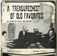 A treasurechest of old favorites as sung by Paul Helstrom