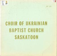 Choir of Ukrainian Baptist Church
