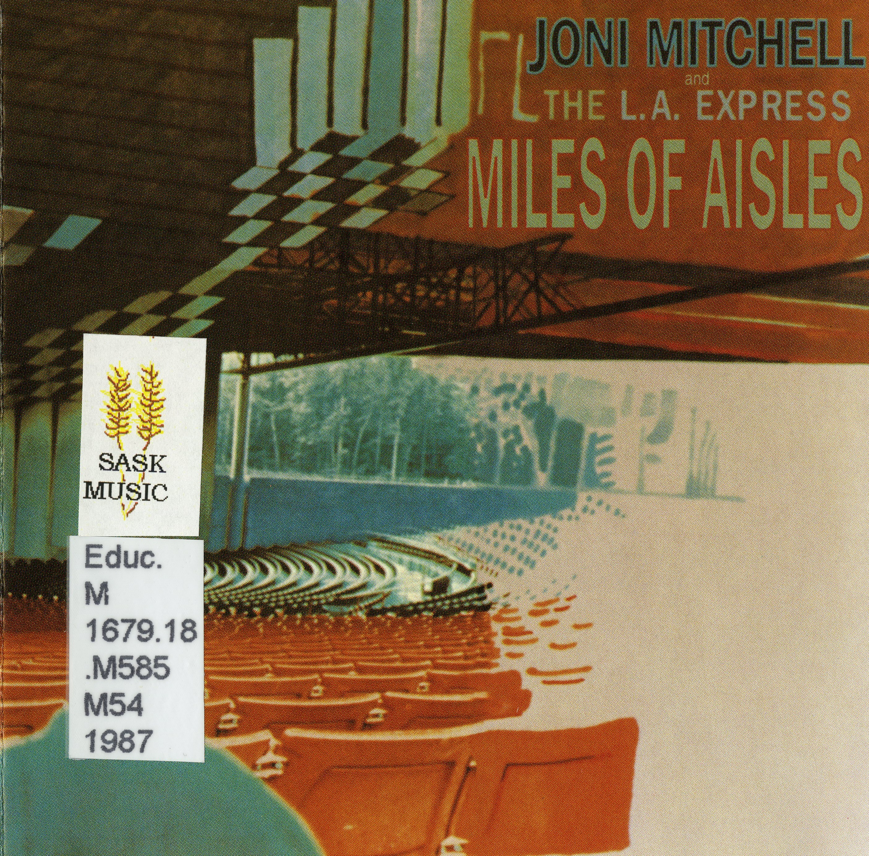 Miles of aisles