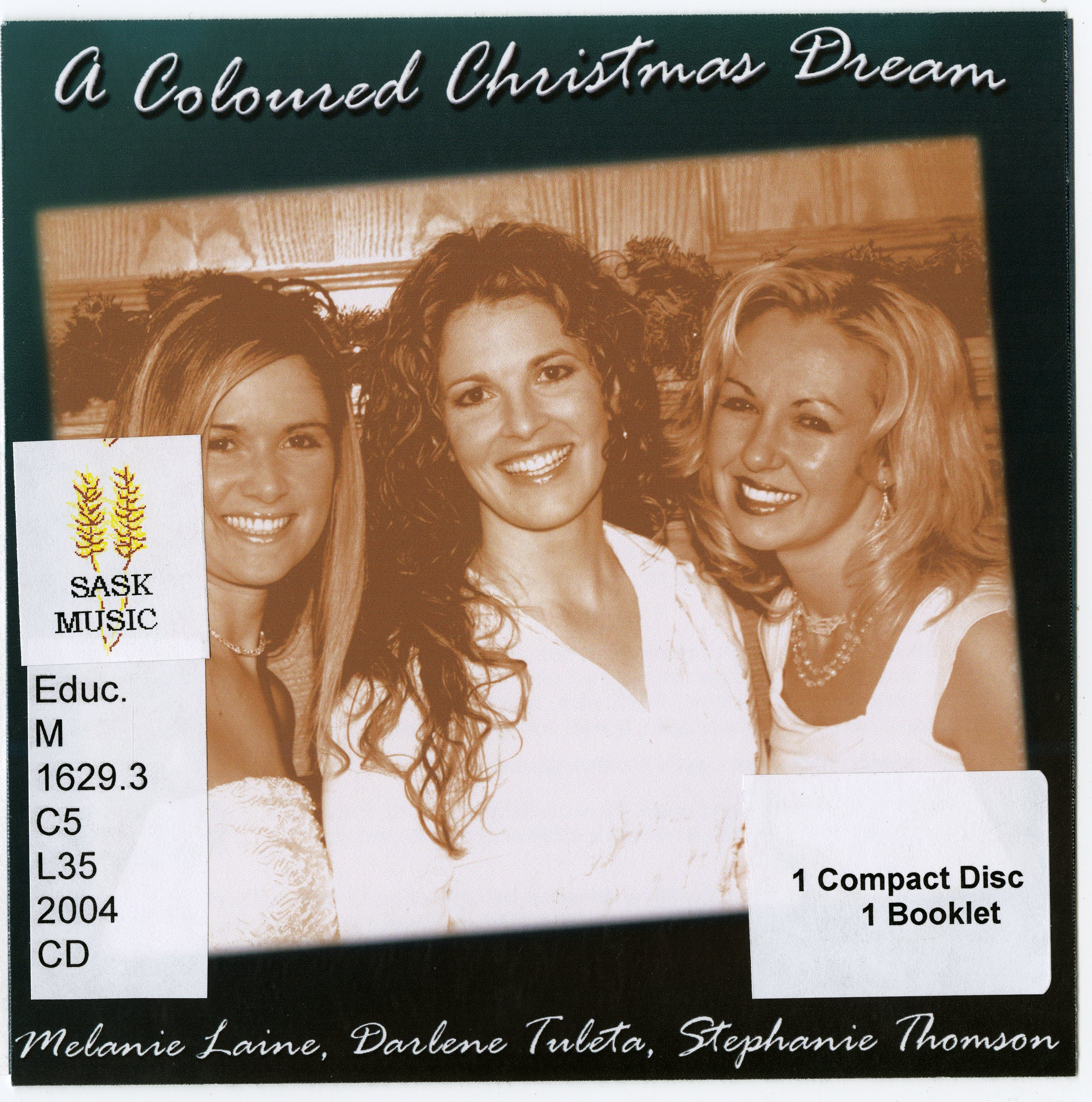 A coloured Christmas dream