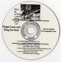 Megan Lane and Deep Set Soul