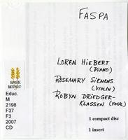 Faspa's gospel songs