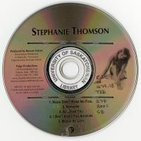 Stephanie Thomson