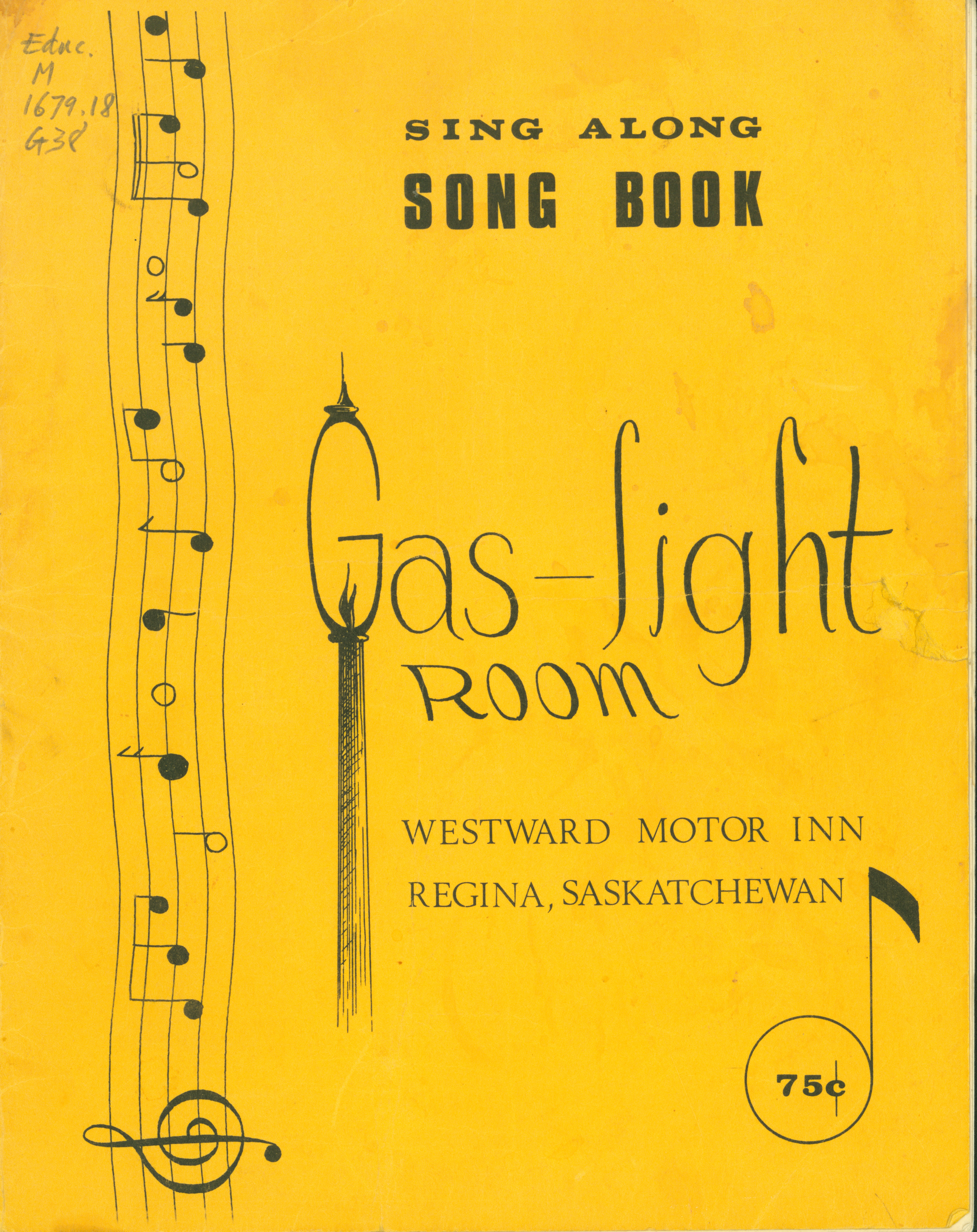Gas-Light Room