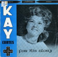 Kay Coates singing for His glory