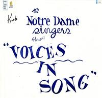The Notre Dame Singers present