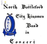 North Battleford City Kinsmen Band in concert